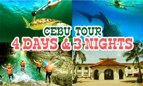 cebu tours overnight