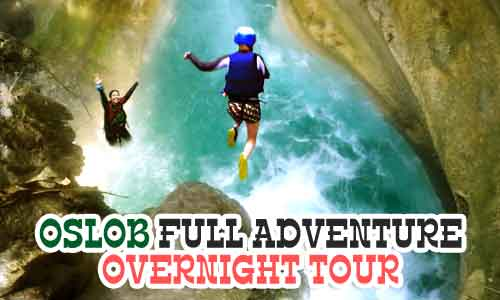 cebu south full adventure overnight tour